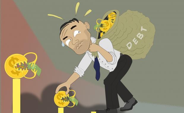 Como usar as dívidas para ganhar mais dinheiro